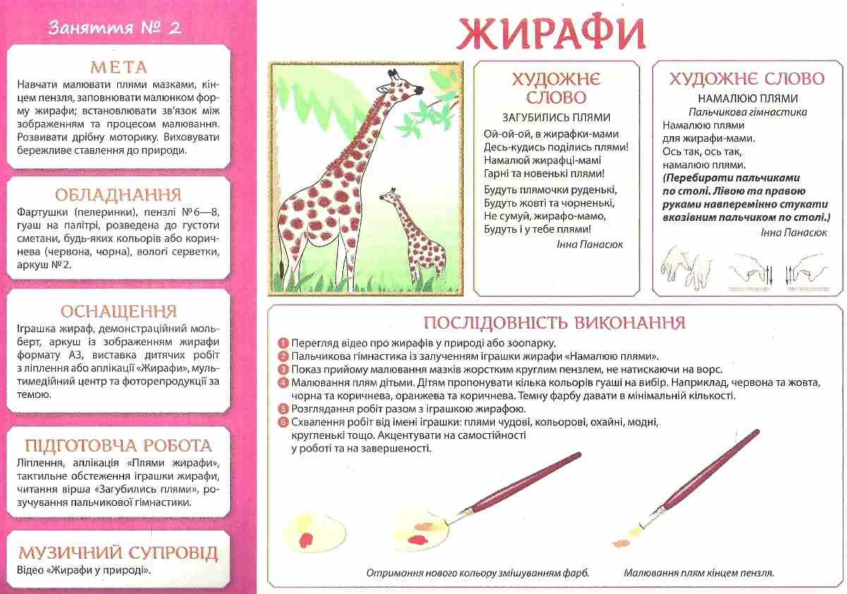 Творчість в дитячому садку