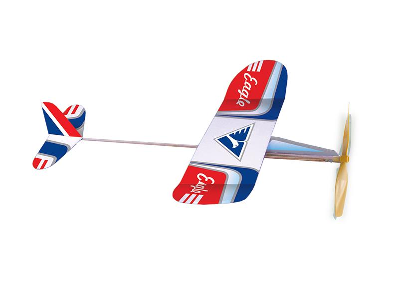 Планер метательный модель самолёт Орел, 15172001Р (Ranok-creative, Украина)