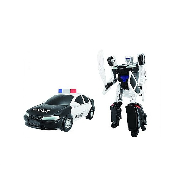 Трансформери іграшки Полиция 80030R