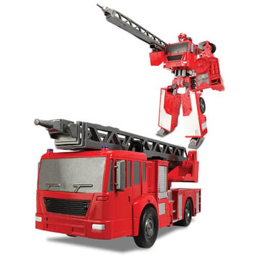 робот трансформер Пожарная машина 80040R