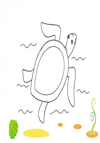 Чарівний малюнок 3-4 роки ч.1