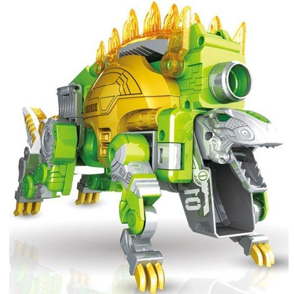 Робот трансформер Стегозавр