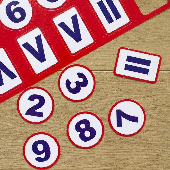 Дидактична гра Лісова математика