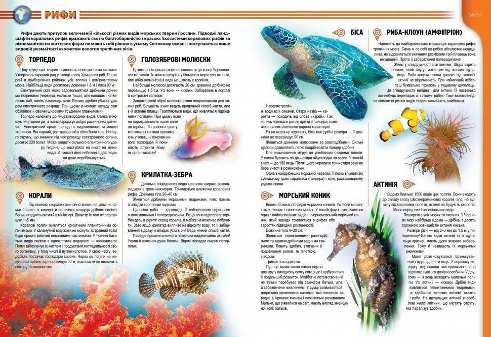 Енциклопедія Атлас тварин
