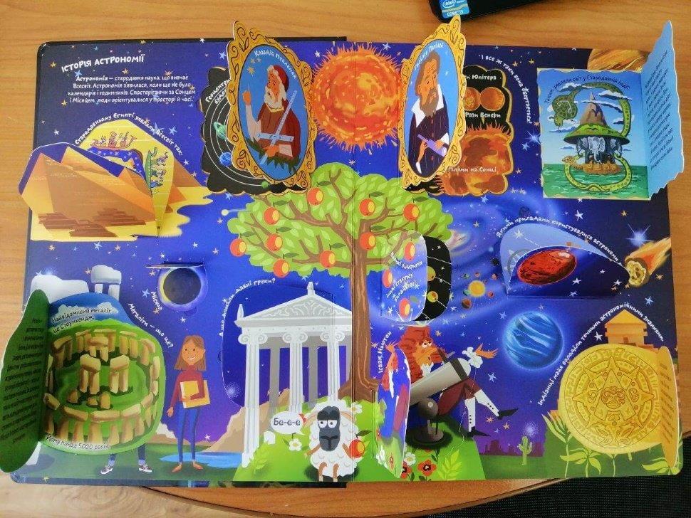 енциклопедія Космос