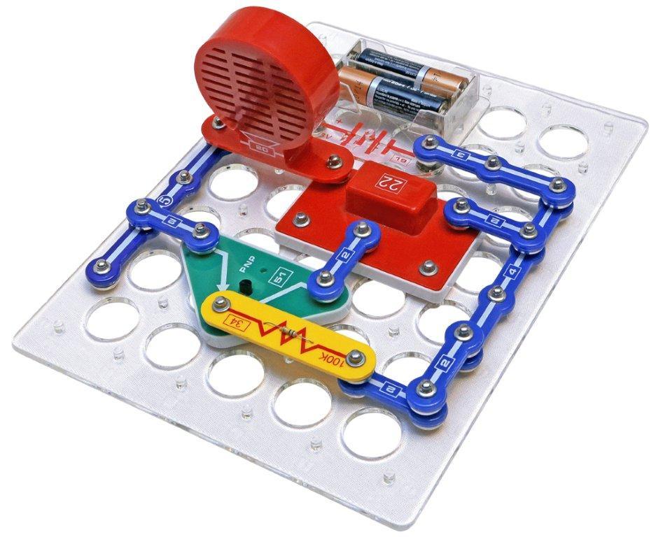 Электронный конструктор знаток Первые шаги в электронике Набор