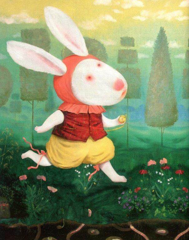 Книга Алиса в стране чудес фото