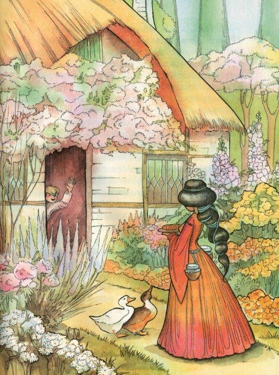 Маленька принцеса Улюблена книга дитинства