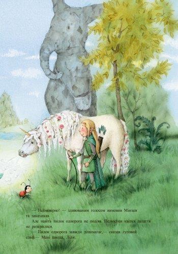 Книга Лілія, маленька принцеса ельфів