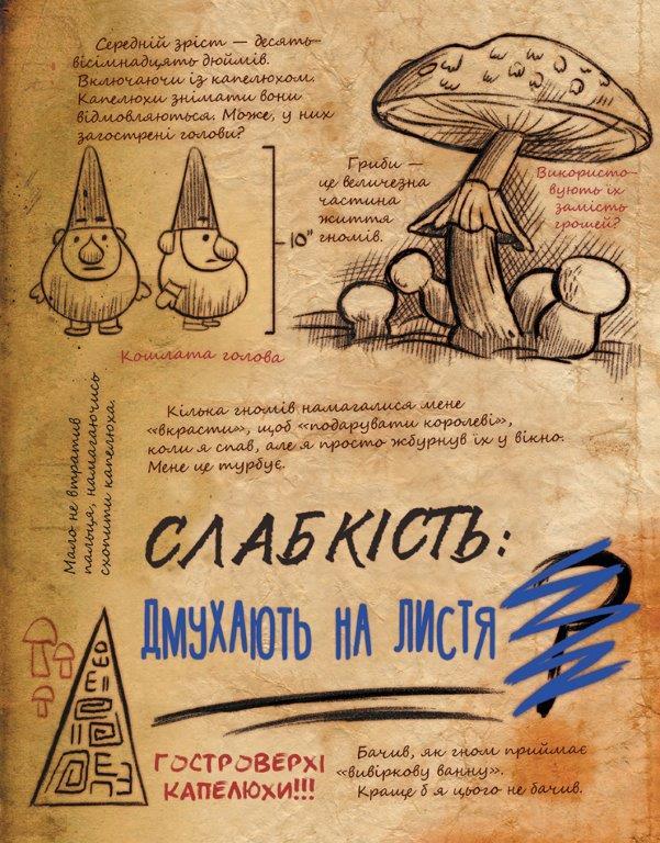Книга Гравіті Фолз Щоденник 3