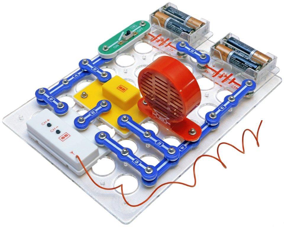 Первые шаги в электронике