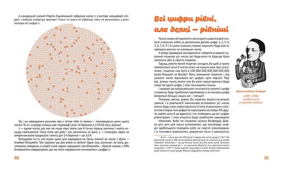 Книжка «#щотакематематика