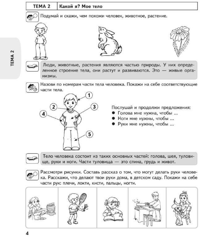 Ребенок и общество от 5 лет (Рус.)